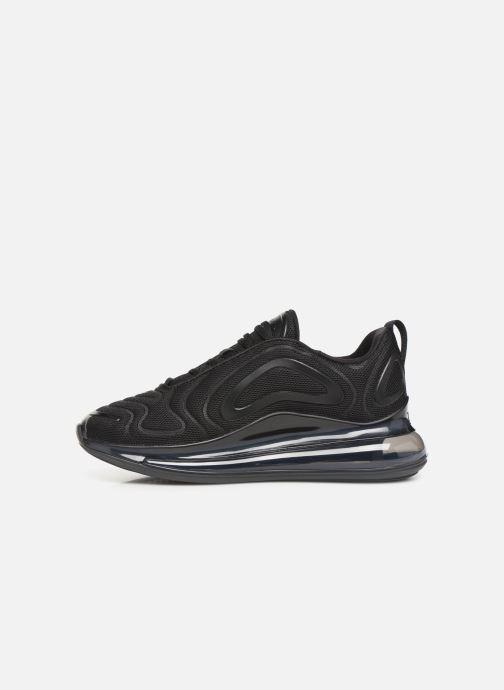 Baskets Nike Nike Air Max 720 (Gs) Noir vue face