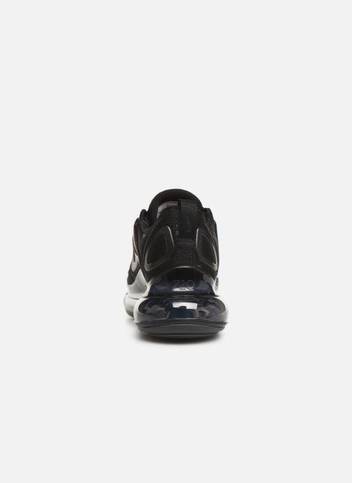Sneakers Nike Nike Air Max 720 (Gs) Zwart rechts