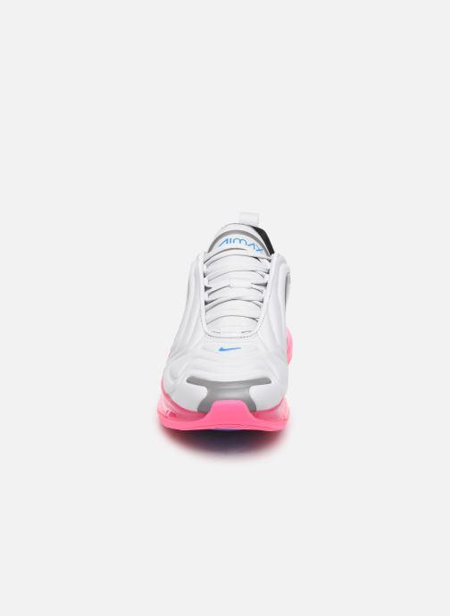 Baskets Nike Nike Air Max 720 (Gs) Blanc vue portées chaussures