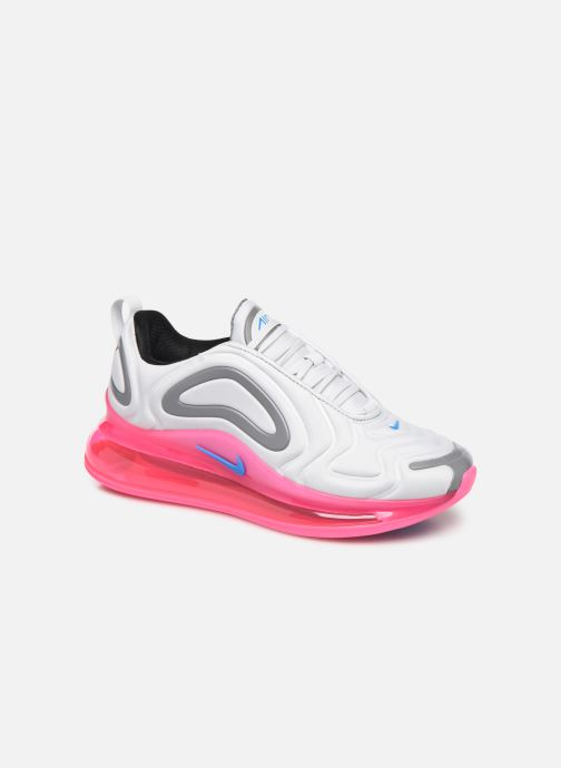 Baskets Nike Nike Air Max 720 (Gs) Blanc vue détail/paire