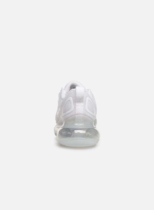 Deportivas Nike Nike Air Max 720 (Gs) Blanco vista lateral derecha