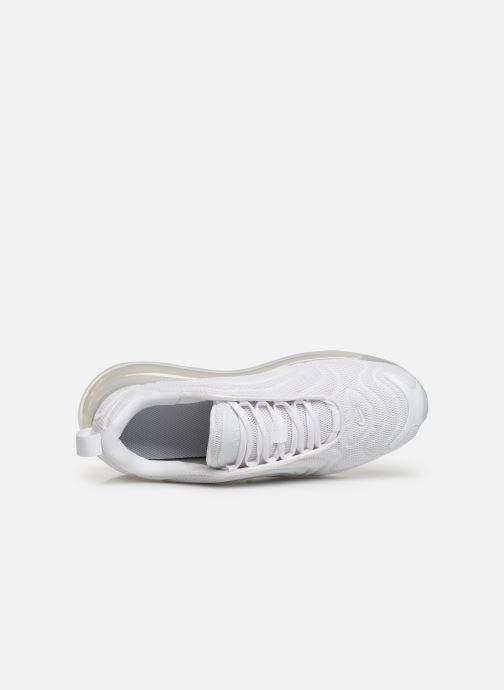 Baskets Nike Nike Air Max 720 (Gs) Blanc vue gauche