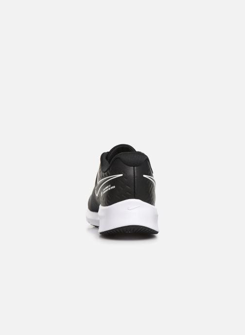 Sportschuhe Nike Nike Star Runner 2 (Gs) schwarz ansicht von rechts