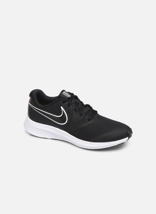 Sport shoes Nike Nike Star Runner 2 (Gs) Black detailed view/ Pair view