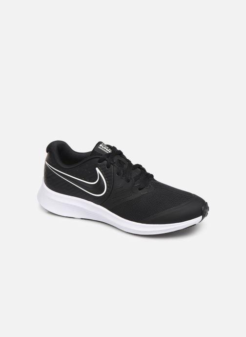 Zapatillas de deporte Nike Nike Star Runner 2 (Gs) Negro vista de detalle / par