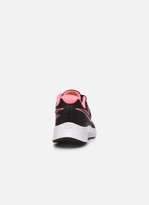 Zapatillas de deporte Nike Nike Star Runner 2 (Gs) Negro vista lateral derecha