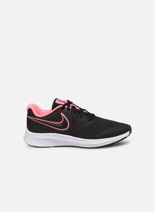 Chaussures de sport Nike Nike Star Runner 2 (Gs) Noir vue derrière