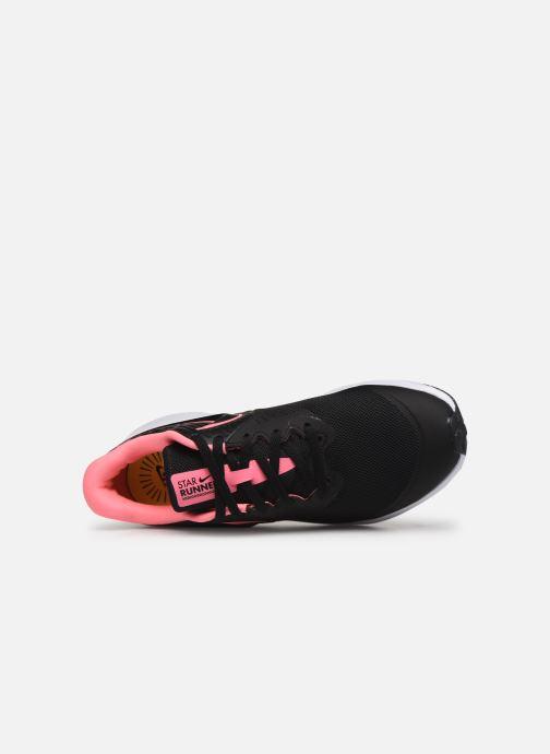 Sportschoenen Nike Nike Star Runner 2 (Gs) Zwart links
