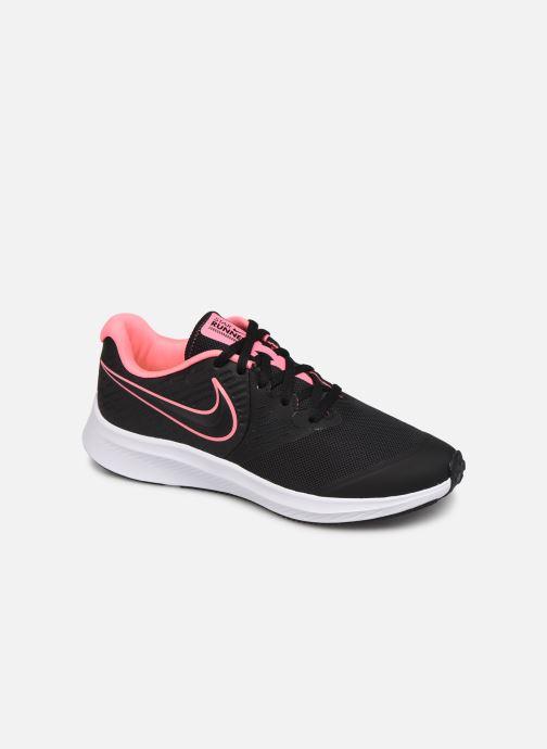 Sportschoenen Nike Nike Star Runner 2 (Gs) Zwart detail
