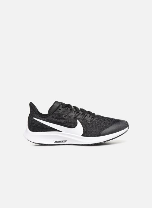 Scarpe sportive Nike Nike Air Zoom Pegasus 36 (Gs) Nero immagine posteriore