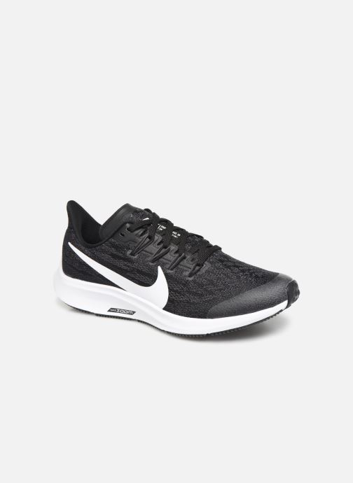 Chaussures de sport Nike Nike Air Zoom Pegasus 36 (Gs) Noir vue détail/paire