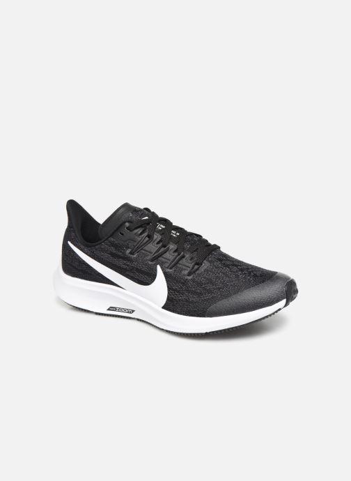 Zapatillas de deporte Nike Nike Air Zoom Pegasus 36 (Gs) Negro vista de detalle / par