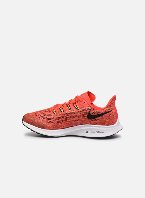 Chaussures de sport Nike Nike Air Zoom Pegasus 36 (Gs) Rouge vue face