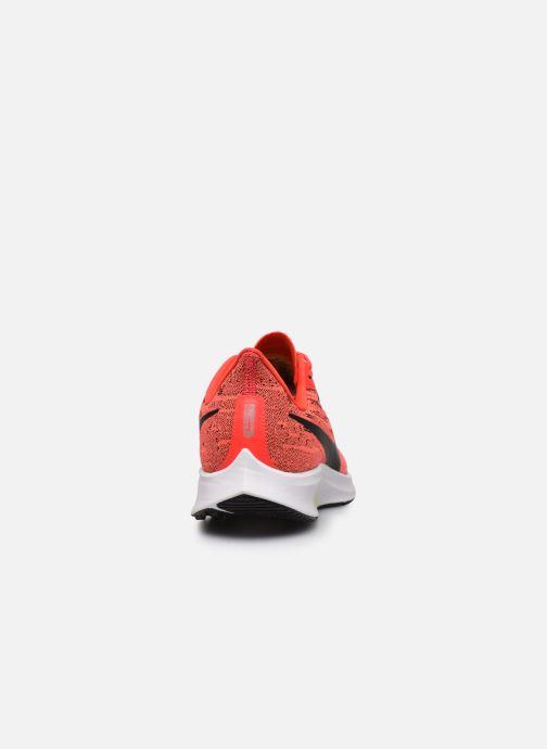 Chaussures de sport Nike Nike Air Zoom Pegasus 36 (Gs) Rouge vue droite