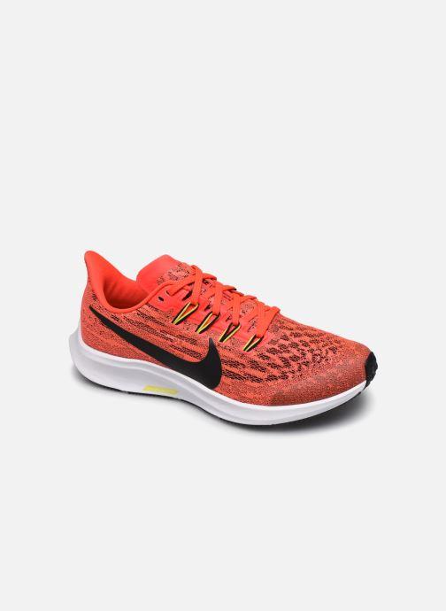 Chaussures de sport Nike Nike Air Zoom Pegasus 36 (Gs) Rouge vue détail/paire