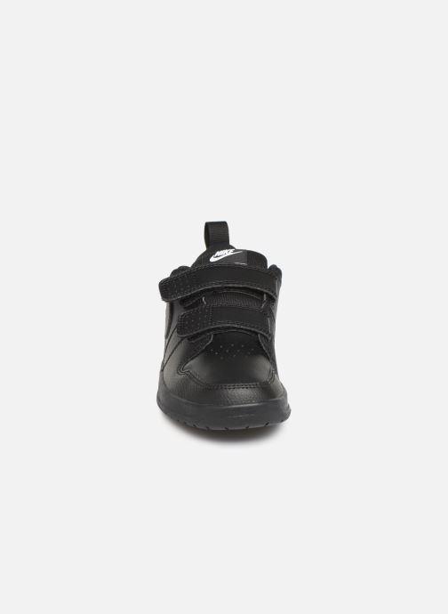 Baskets Nike Nike Pico 5 (Psv) Noir vue portées chaussures