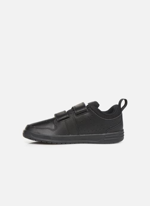 Baskets Nike Nike Pico 5 (Psv) Noir vue face