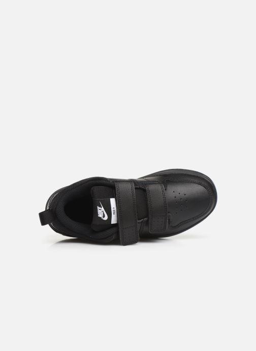 Baskets Nike Nike Pico 5 (Psv) Noir vue gauche