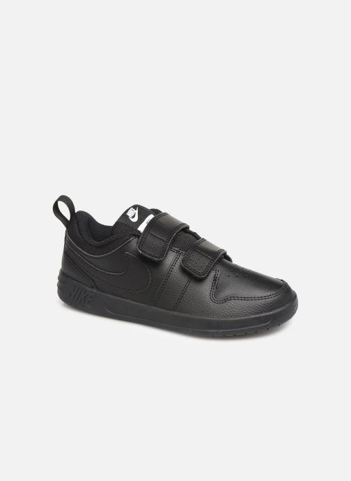 Baskets Nike Nike Pico 5 (Psv) Noir vue détail/paire