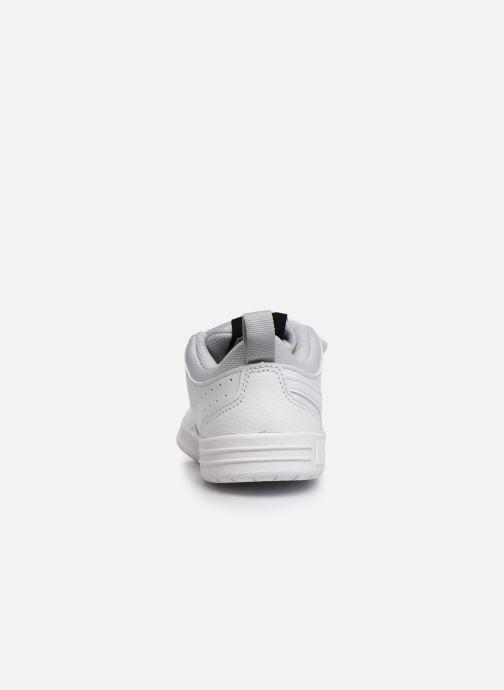 Deportivas Nike Nike Pico 5 (Psv) Blanco vista lateral derecha