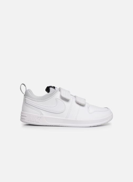 Deportivas Nike Nike Pico 5 (Psv) Blanco vistra trasera