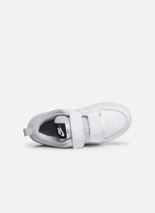 Deportivas Nike Nike Pico 5 (Psv) Blanco vista lateral izquierda