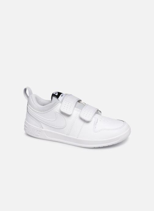 Deportivas Nike Nike Pico 5 (Psv) Blanco vista de detalle / par