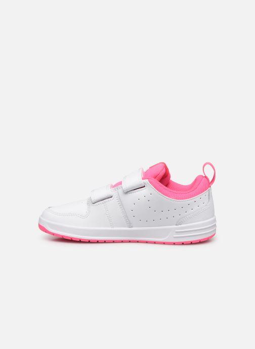 Baskets Nike Nike Pico 5 (Psv) Blanc vue face