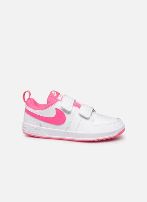 Sneakers Nike Nike Pico 5 (Psv) Vit bild från baksidan