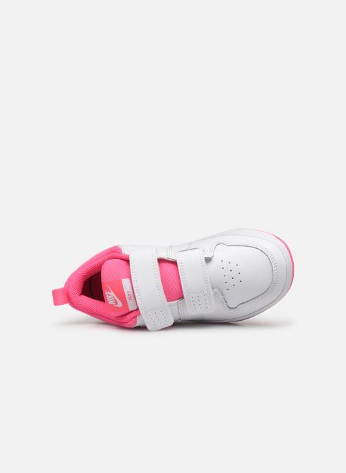 Sneaker Nike Nike Pico 5 (Psv) weiß ansicht von links