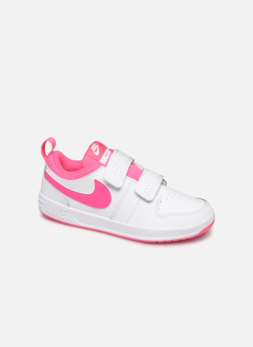Trainers Nike Nike Pico 5 (Psv) White detailed view/ Pair view