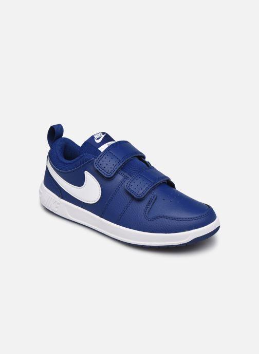 Sneakers Nike Nike Pico 5 (Psv) Blå detaljeret billede af skoene
