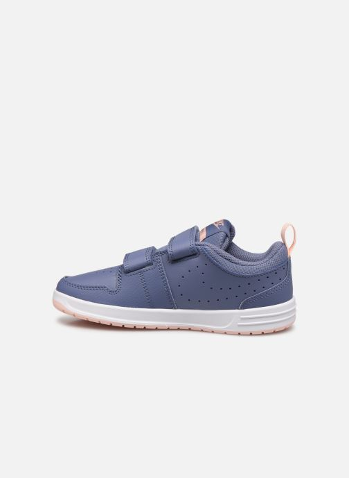 Baskets Nike Nike Pico 5 (Psv) Bleu vue face