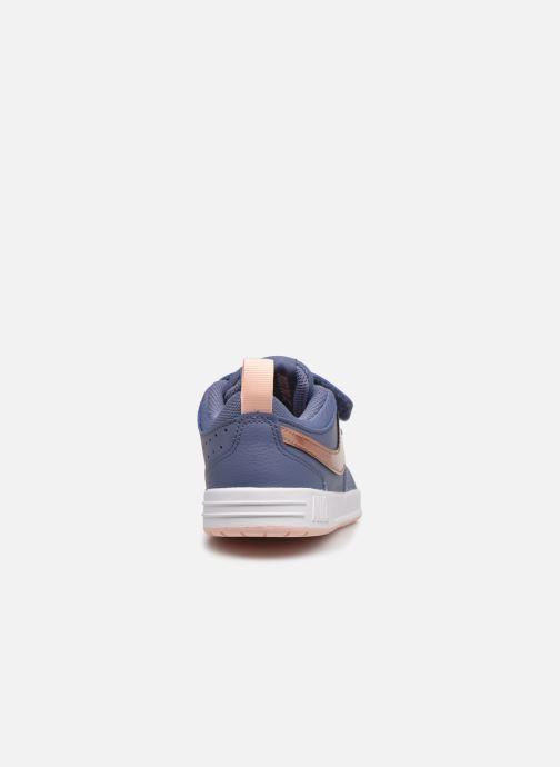 Baskets Nike Nike Pico 5 (Psv) Bleu vue droite