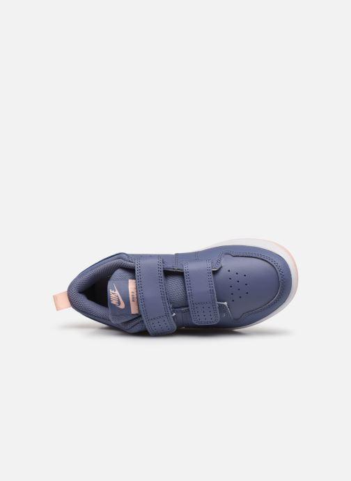 Baskets Nike Nike Pico 5 (Psv) Bleu vue gauche