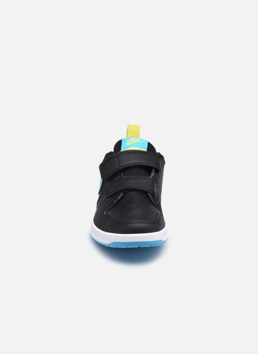 Sneakers Nike Nike Pico 5 (Psv) Nero modello indossato