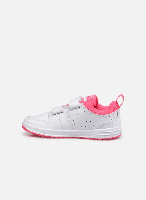 Sneaker Nike Nike Pico 5 (Psv) weiß ansicht von vorne