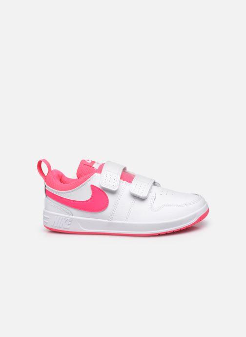 Sneaker Nike Nike Pico 5 (Psv) weiß ansicht von hinten