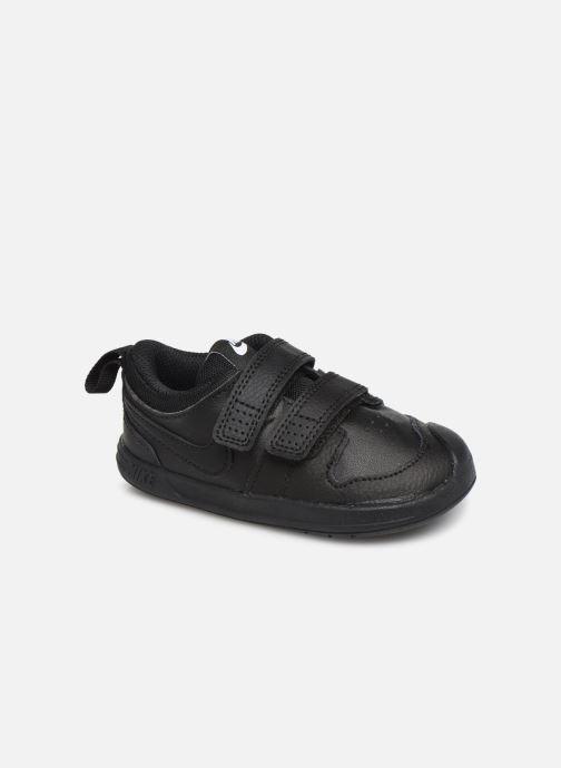 Sneakers Nike Nike Pico 5 (Tdv) Zwart detail