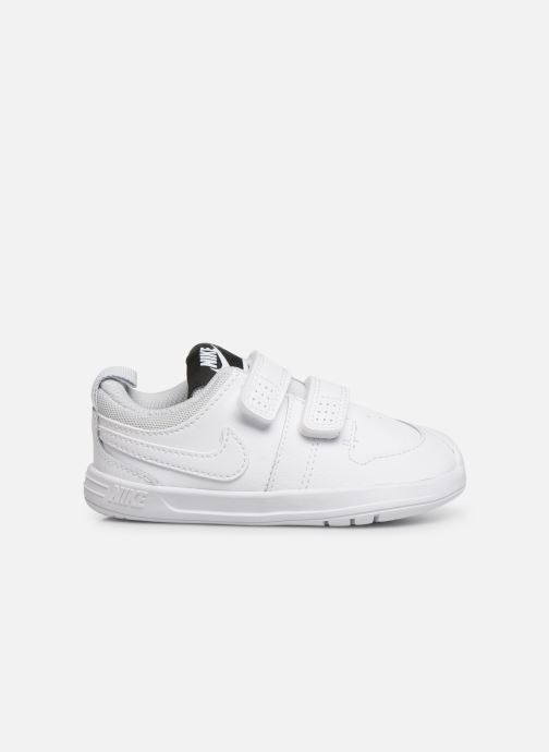 Sneakers Nike Nike Pico 5 (Tdv) Wit achterkant