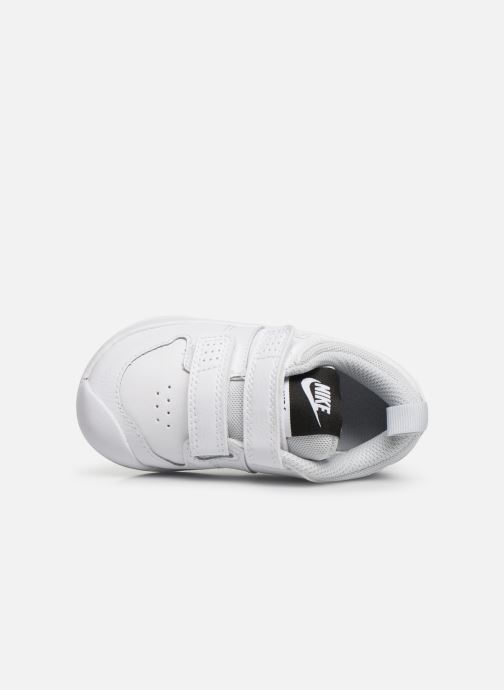 Trainers Nike Nike Pico 5 (Tdv) White view from the left