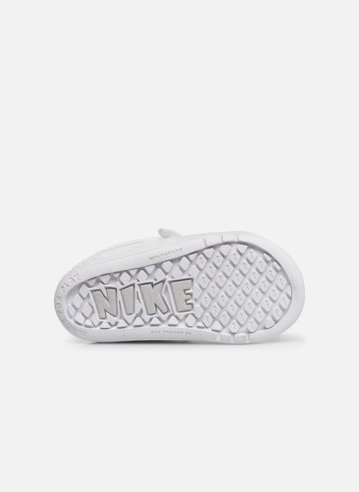 Baskets Nike Nike Pico 5 (Tdv) Blanc vue haut