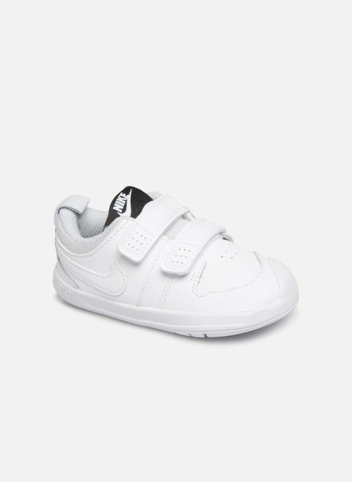 Trainers Nike Nike Pico 5 (Tdv) White detailed view/ Pair view