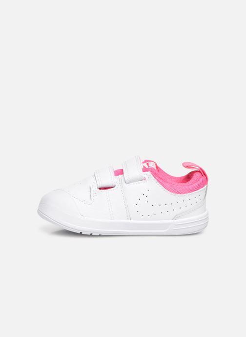 Sneaker Nike Nike Pico 5 (Tdv) weiß ansicht von vorne