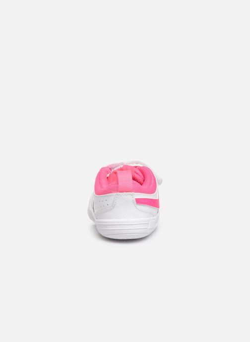Sneaker Nike Nike Pico 5 (Tdv) weiß ansicht von rechts