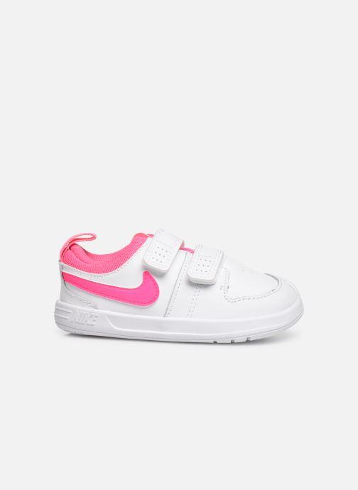 Sneaker Nike Nike Pico 5 (Tdv) weiß ansicht von hinten