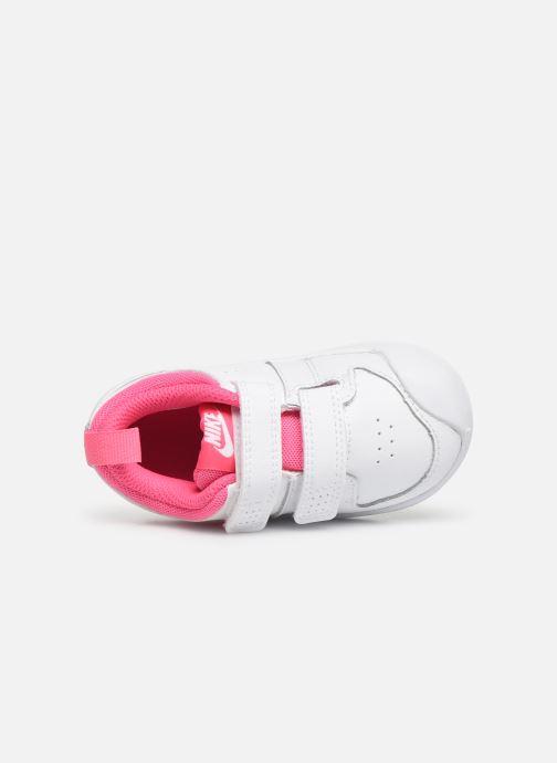 Sneaker Nike Nike Pico 5 (Tdv) weiß ansicht von links