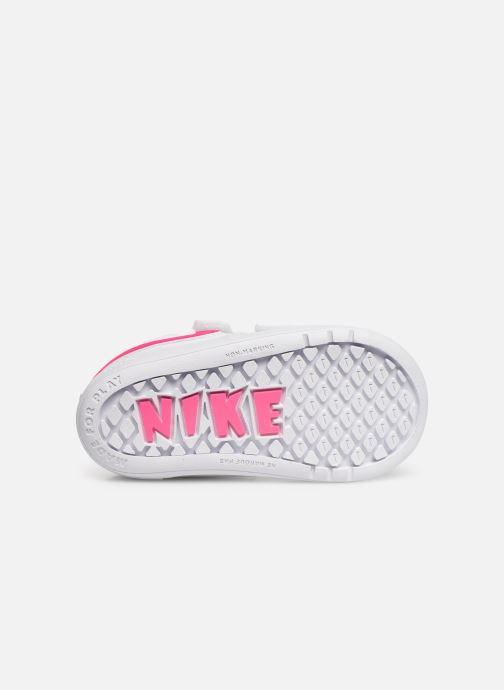 Sneaker Nike Nike Pico 5 (Tdv) weiß ansicht von oben