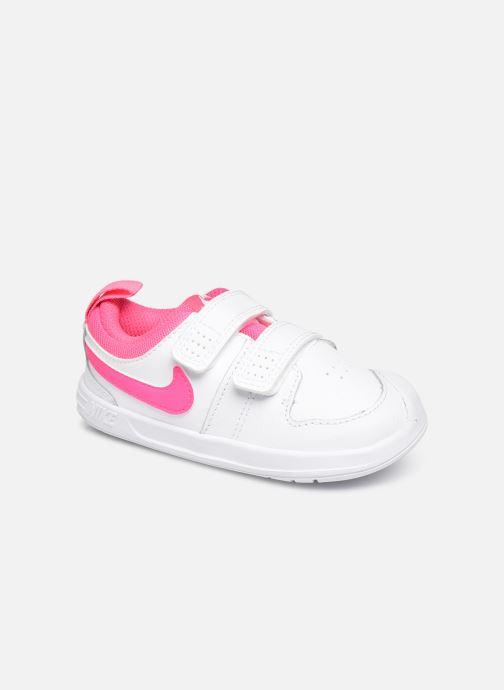 Deportivas Nike Nike Pico 5 (Tdv) Blanco vista de detalle / par