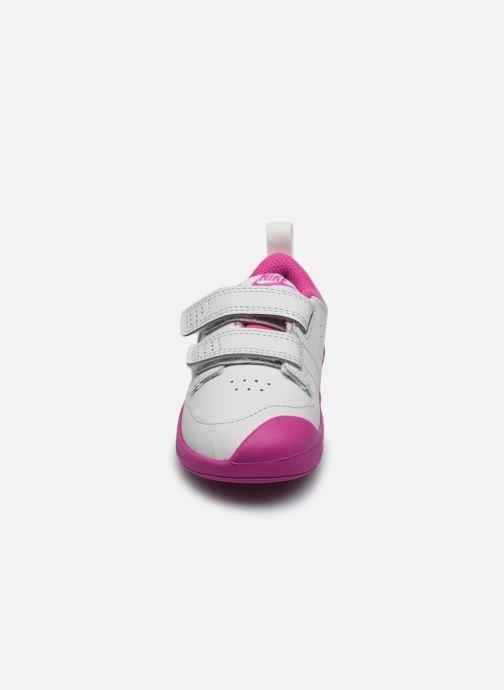 Sneakers Nike Nike Pico 5 (Tdv) Bianco modello indossato